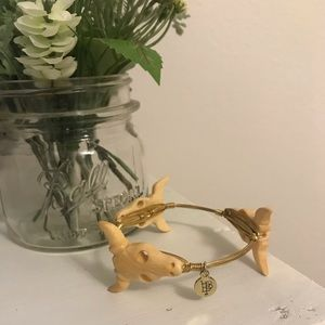 Bourbon & Boweties Cowskull Bangle